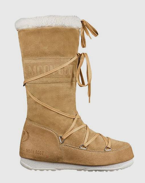 botas de invierno