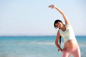 Deporte y embarazo, ventajas e inconvenientes