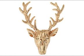 La moda de los complementos y joyas del ciervo en 2012
