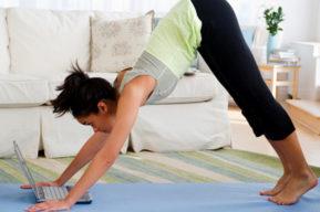 Hacer ejercicio sin dejar de usar el ordenador con GymStill