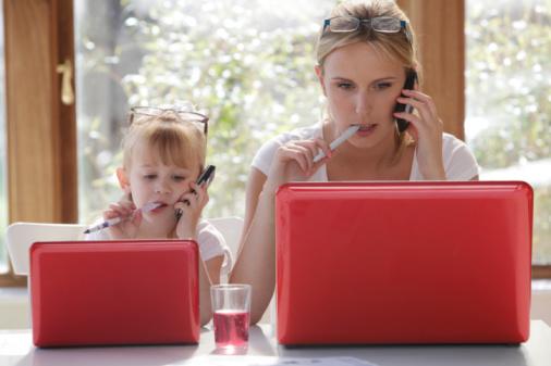 El rol de las mujeres en la familia