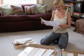 Consejos para montar muebles del Ikea