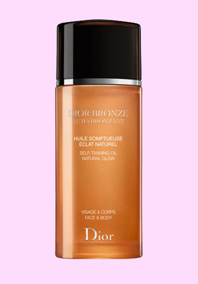 Huile Somptueuse Éclat Naturel de Dior