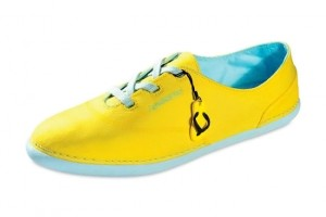 Sneakers amarillos