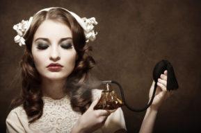 Un perfume para el día de tu boda