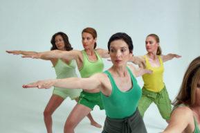 Danza y yoga para estar en forma