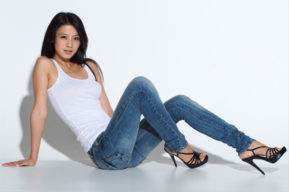 Los jeans de moda, Le Temps des Cerises