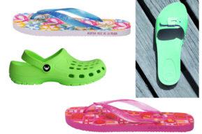 Color y confort en el calzado de verano