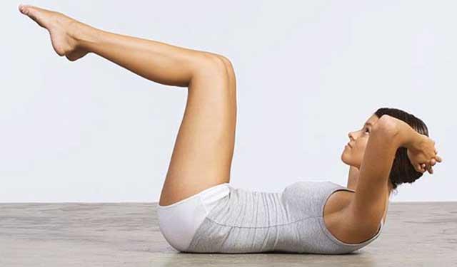 Ejercicios de Pilates para tonificar glúteos y piernas