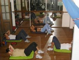 Constancia en la actividad física