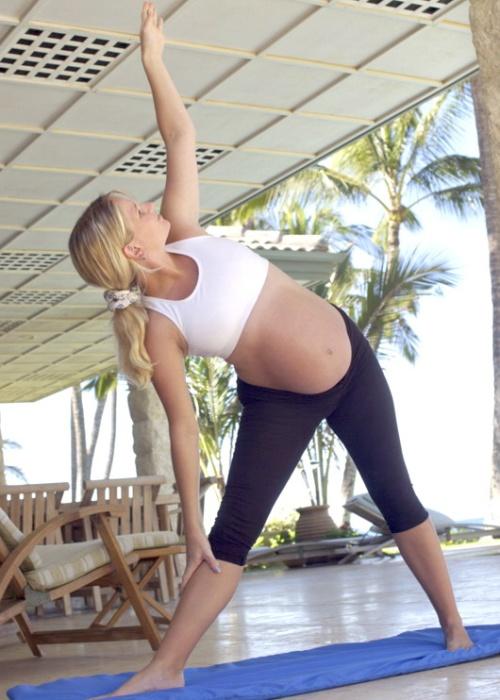 Deportes y ejercicios durante el embarazo
