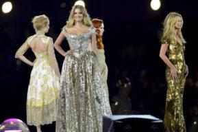 Moda en la clausura de los Juegos Olímpicos Londres 2012
