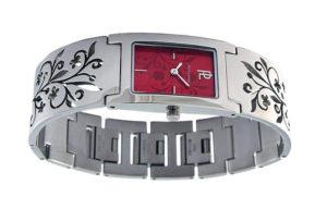 Glamour y romanticismo con los relojes Flowers de Pierre Lannier