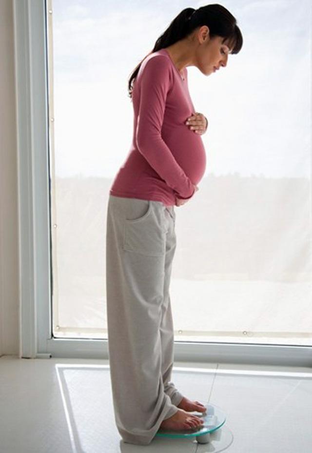 Peso ideal para el embarazo