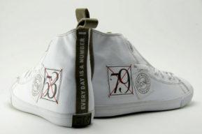 Los primeros sneakers firmados por Original Numbers