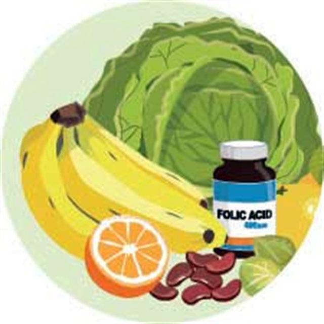 Cido f lico durante el embarazo - Alimentos no permitidos en el embarazo ...