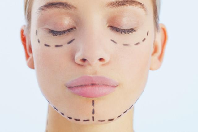 Cirugía de la cara