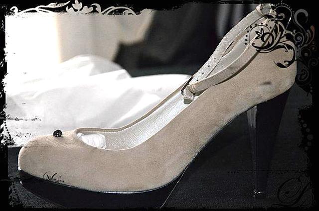 Zapatos de boda Agatha Torres