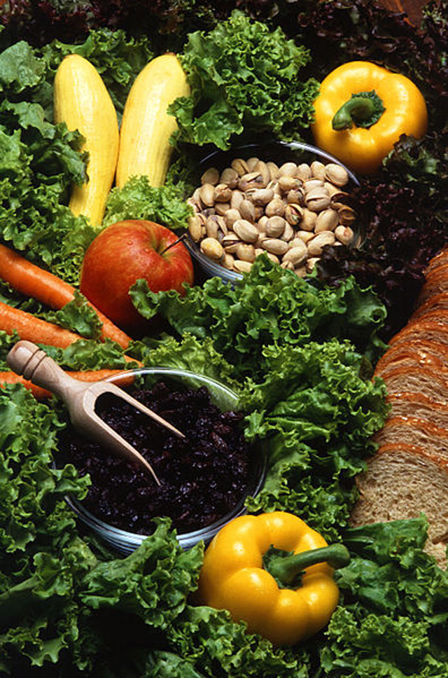Tipos de dietas vegetarianas para adelgazar