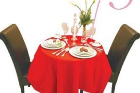Consejos para organizar una cena romántica en casa
