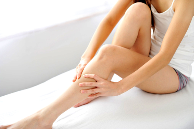 Los aceites esenciales, una solución para las piernas pesadas