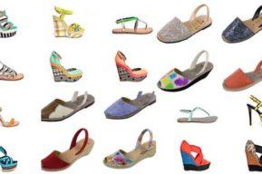 Propuestas de calzados primavera-verano 2013