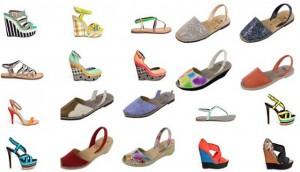 propuestas de calzado primavera-verano 2013
