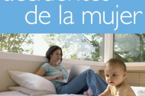 Cuidado con los accidentes domésticos, especialmente en las mujeres
