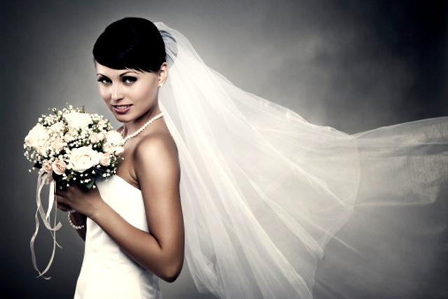 El vestido de novia, siempre de moda
