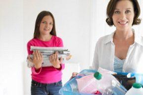 Siete tips para repartir las tareas de la casa