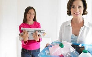 Seis tips para repartir las tareas de la casa