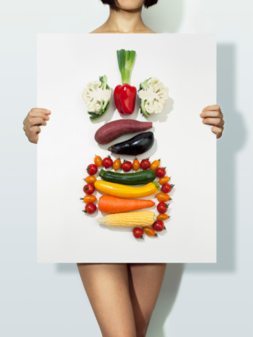 Dieta sana sin pasar envidia