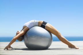 Pilates como ejercicio