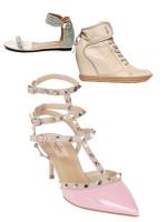 Valentino y Hogan Rebel y sus nuevas propuestas de calzado