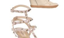 Valentino, Hogan Rebel y sus nuevas propuestas de calzado