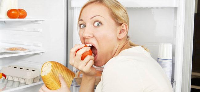 Dieta según la personalidad