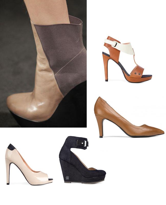 Nuevas colecciones de zapatos 2013 y 2014