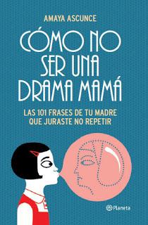 """Amaya Ascunce prepara el libro """"Las recetas de la drama mamá"""""""