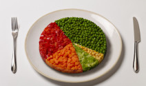 Dieta limpia y saludable