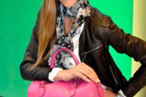 Laura Sánchez es el rostro de la colección de Carpisa