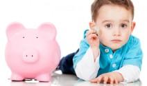 Seis consejos para asignar una paga a los niños