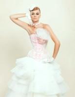 vestidos de novia coloridos