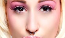 Maquillaje, el rosa visto desde tres ángulos
