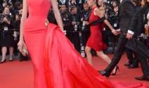 Moda en la Gala de cierre del Festival de Cannes