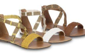 Este verano apuesta a las sandalias planas