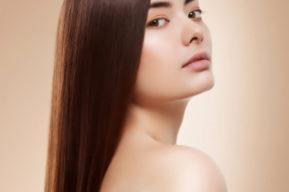 El mejor método para un cabello liso