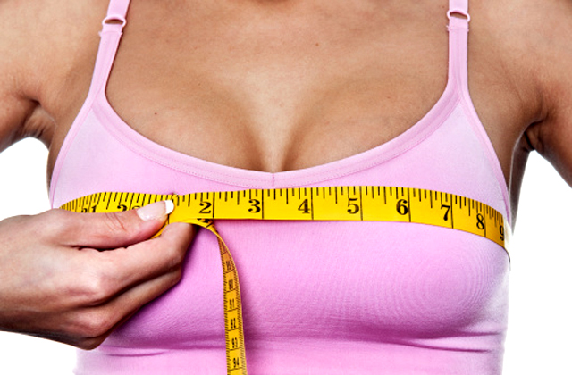 Las prótesis mamarias para aumentar el volumen de unos pechos pequeños