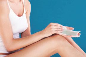 Consejos para aliviar la piel después de la depilación