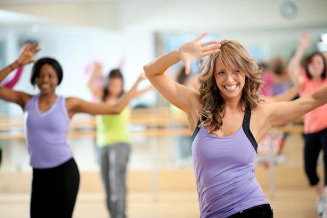 Gym glamour para moverse con sensualidad