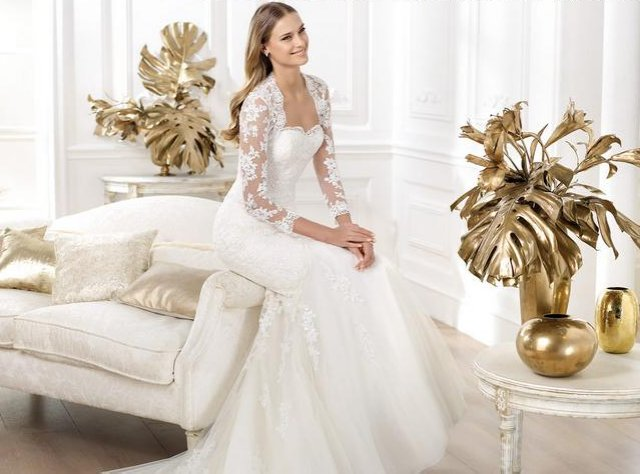anticipo colección fashion de pronovias 2014 | efe blog